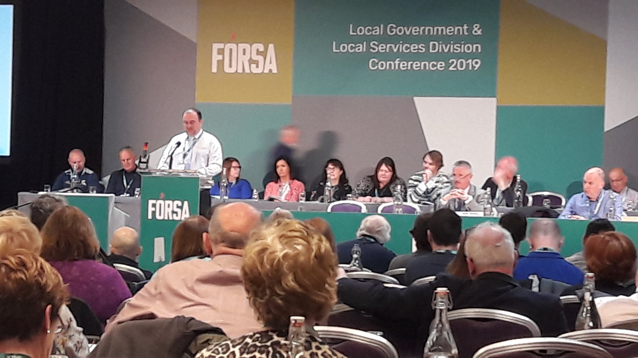 Fórsa Proposes Citizens Assembly For Local Government